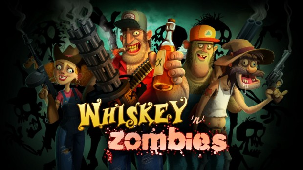 Whiskey 'n' Zombies