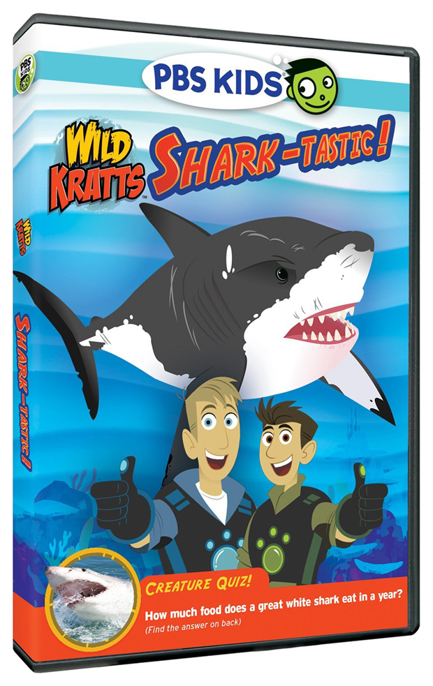 Wild Kratts: Shark-tastic!