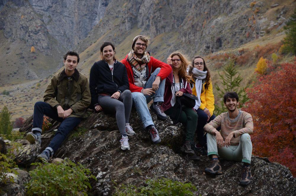 Wild Love filmmaking team