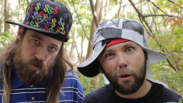 Will Carsola & Dave Stewart