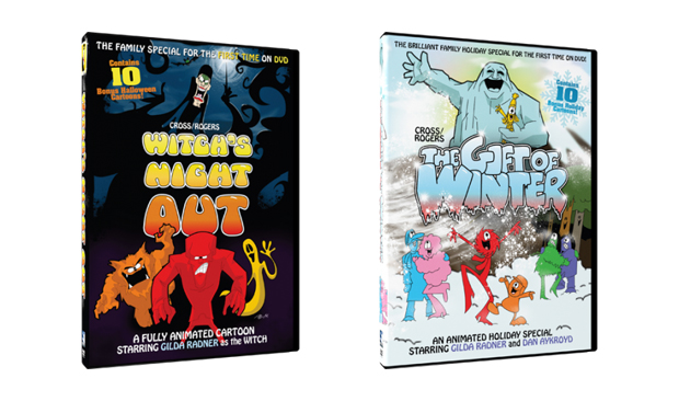 witchs night out gift of winter coming to dvd