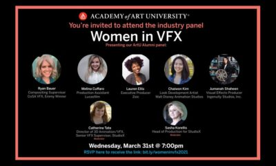 Women in VFX