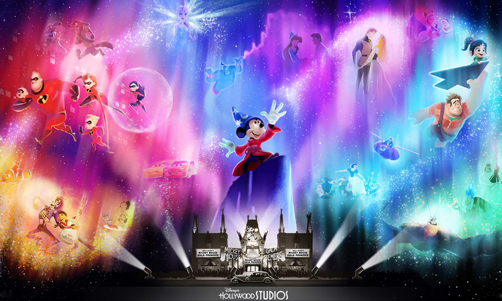 Wonderful World of Animation Show Opens May 1 at Disney's ...