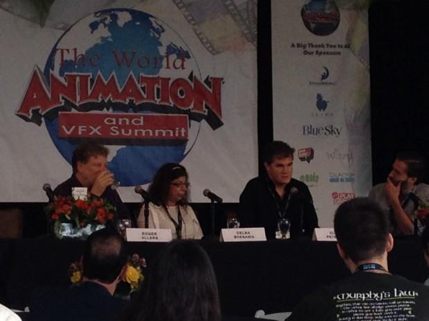 World Animation Summit: Creatives Talk The Prophet