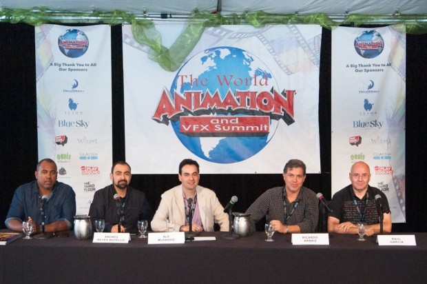 World Animation Summit: Focus on Latin America