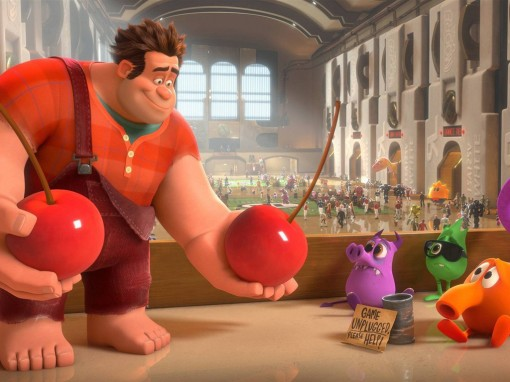 Wreck-It Ralph's perfect mix of clever humor, 8-bit nostalgia and genuine emotion.