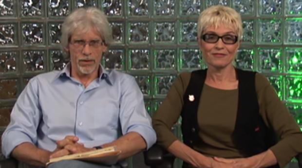 Pamela Hickey and Dennys McCoy