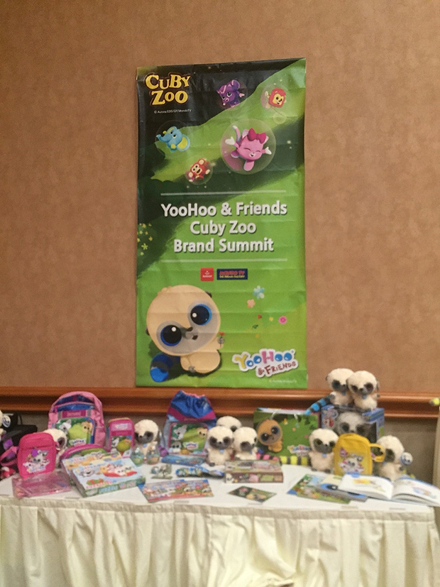 YooHoo & Friends Licensing Summit