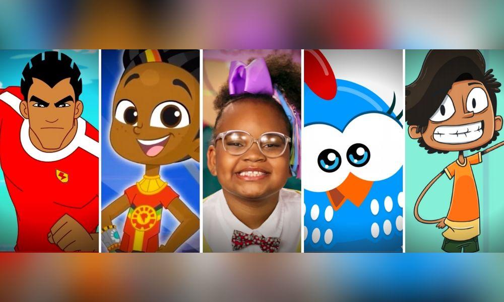YouTube Originals - Kids & Family Slate