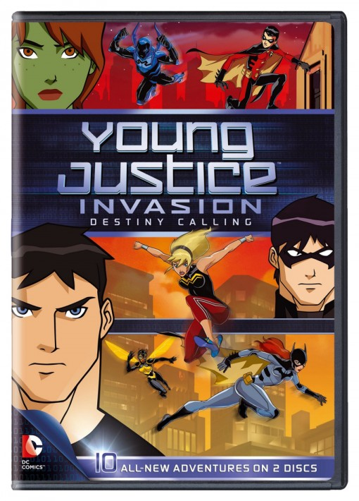Young Justice Invasion: Destiny Calling: Season 2 Part 1