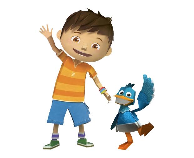Zack and Quack