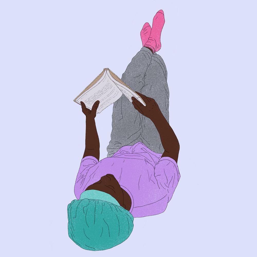 Illustration by Zainab Sanyang