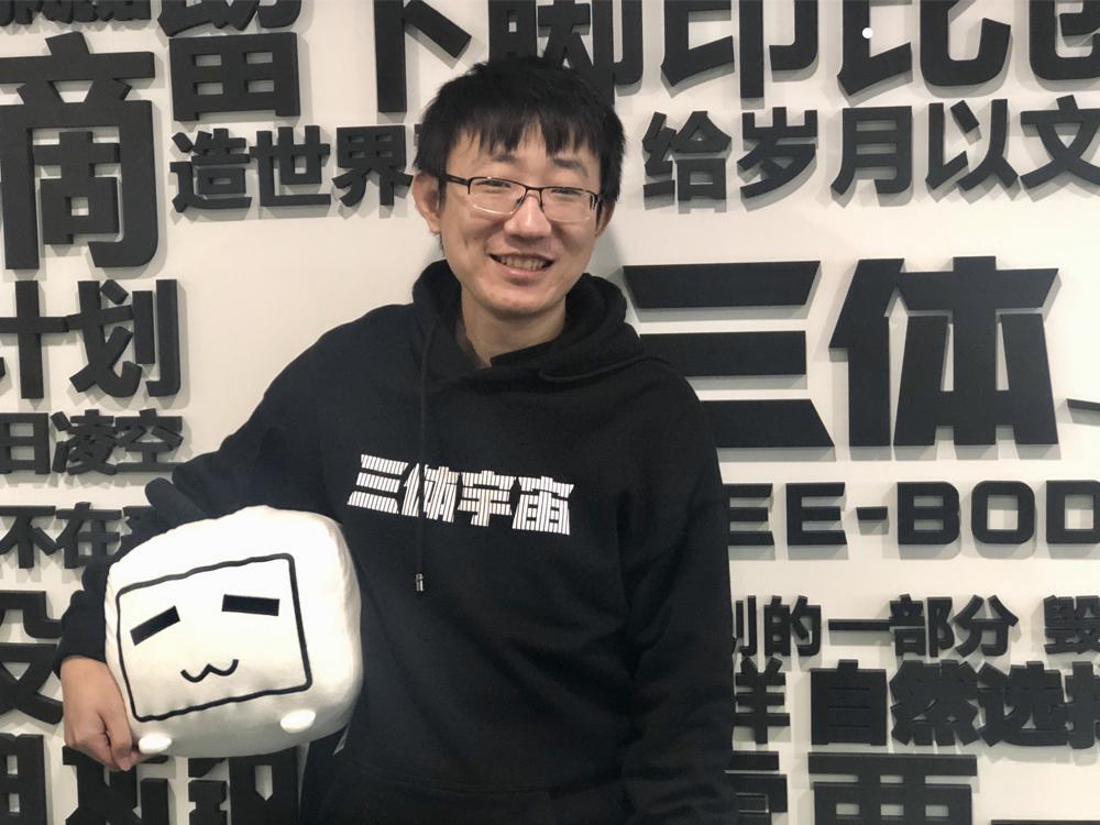 Zhenyi Li
