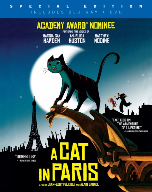 A Cat in Paris Special Edition