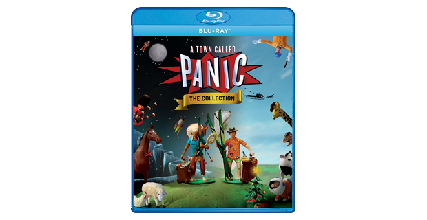 A Town Called Panic: The Collection