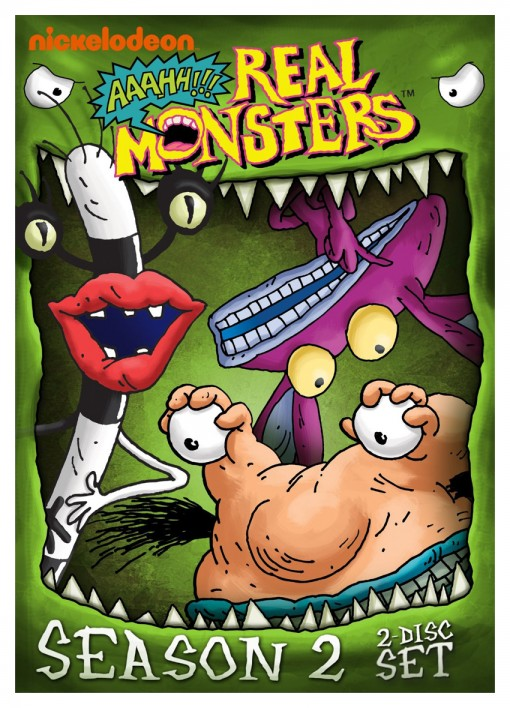 Aaahh!!! Real Monsters: Season 2 DVD [$19.93, Shout! Factory]