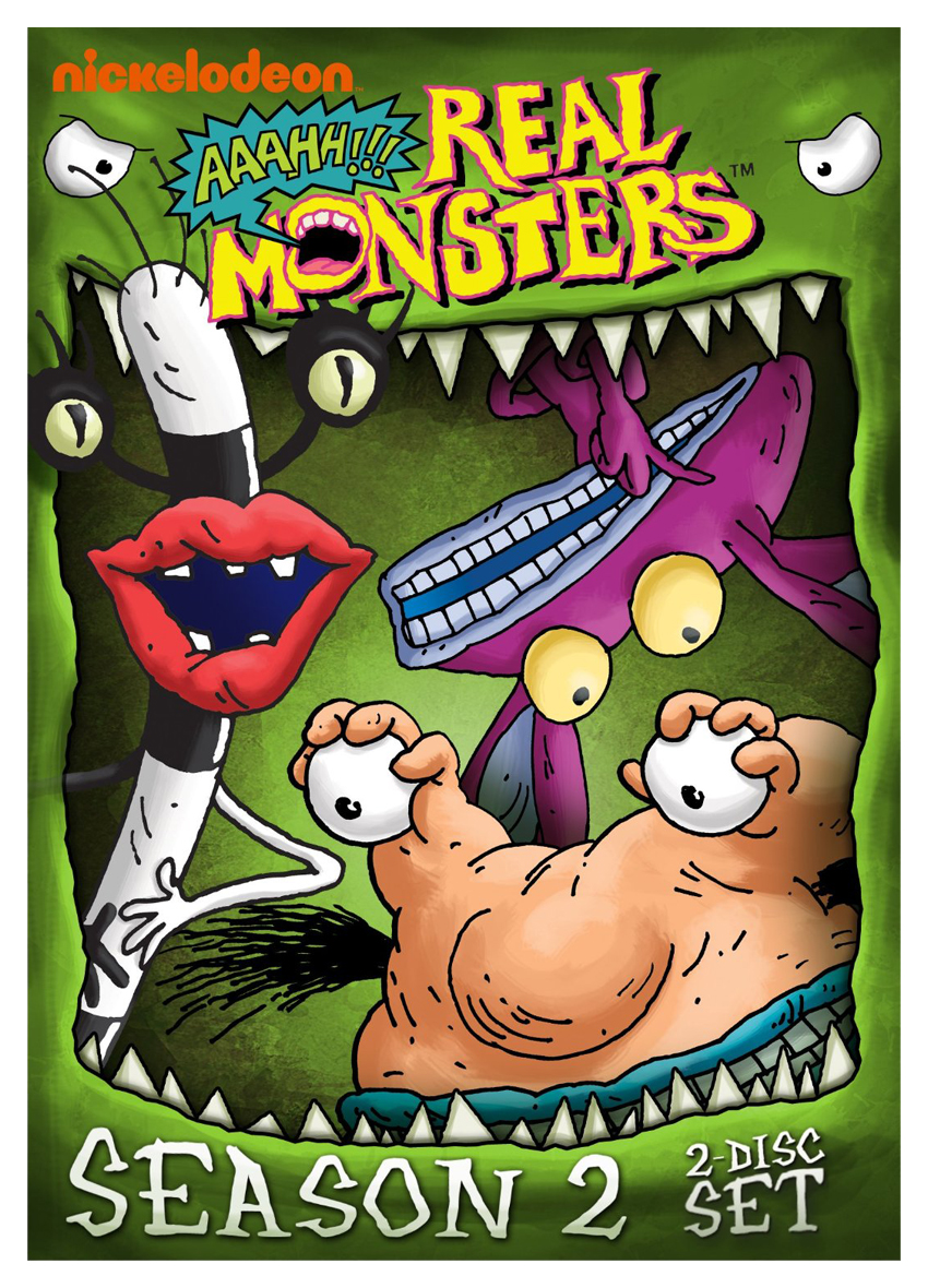 real monsters u0027 and more scary good dvds animation magazine