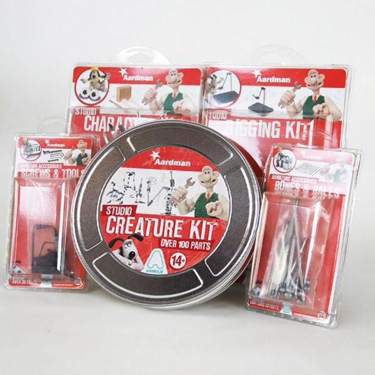 Aardman Armature kit