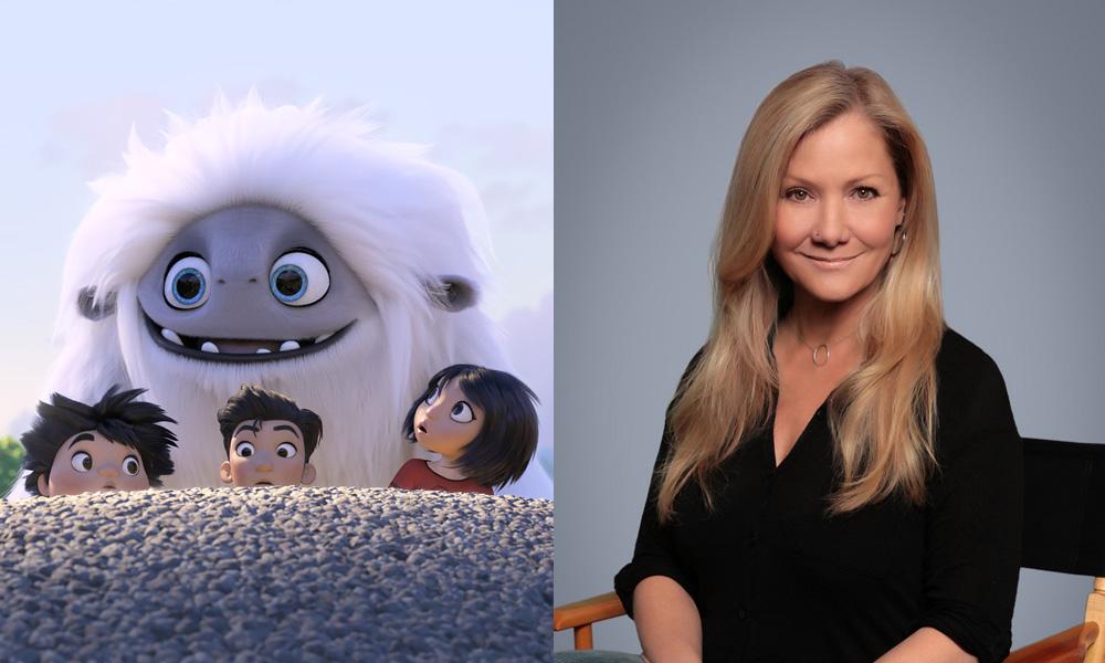 Jill Culton, diretor of Abominable