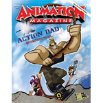 February 2009 Animation Magazine #191