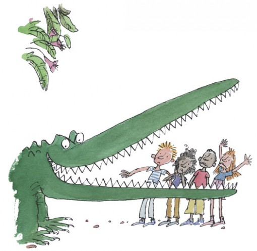 Roald Dahl's The Enormous Crocodile will become an animated show from Adastra Creative.