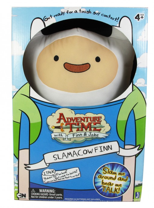 Adventure Time - 22-Inch Slamacow Finn
