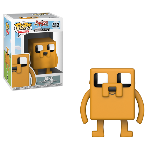 Adventure Time - Minecraft Minecraft Funko POP!