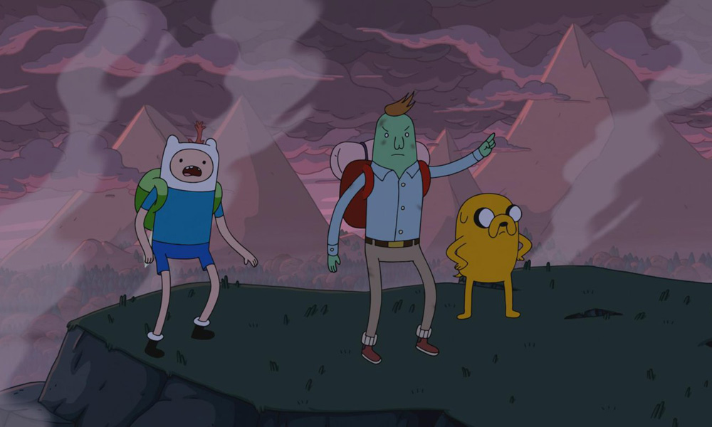 adventure time  come along with me archives