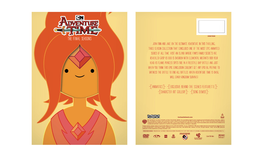 Adventure Time Finale Soundtrack Coming On Vinyl