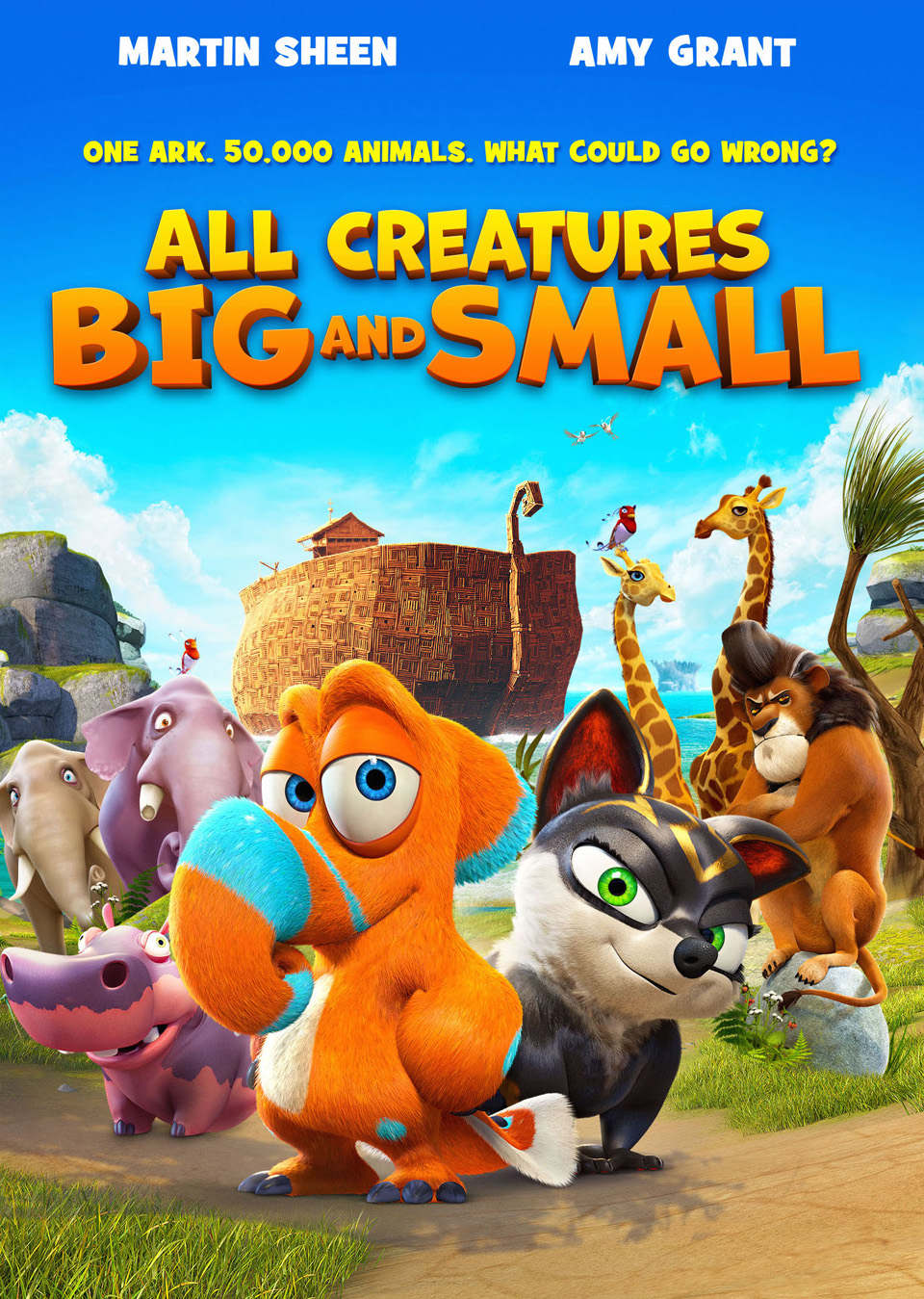 Exclusive Clip: 'All Creatures Big and Small' Now on Google Play ... Martinsheen