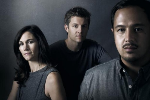 Kathy Kelehan, James Anderson and Brian Mah have launched a new studio called Alma Mater