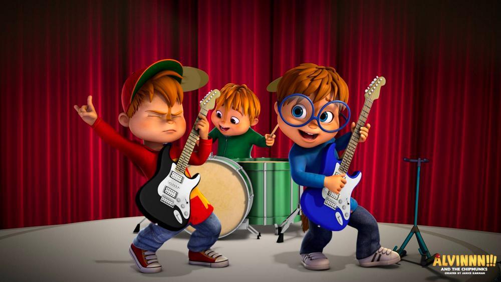 ALVINNN!!! & The Chipmunks