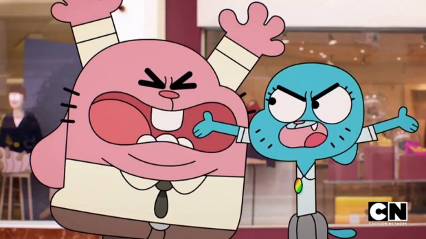 "The Amazing World of Gumball ""The Choices"""