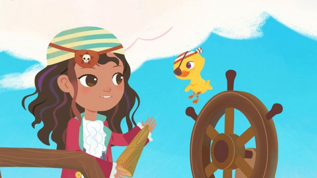 Ana the Pirate