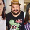 Andrea Fernandez, Jorge Gutierrez, Sherley Ibarra