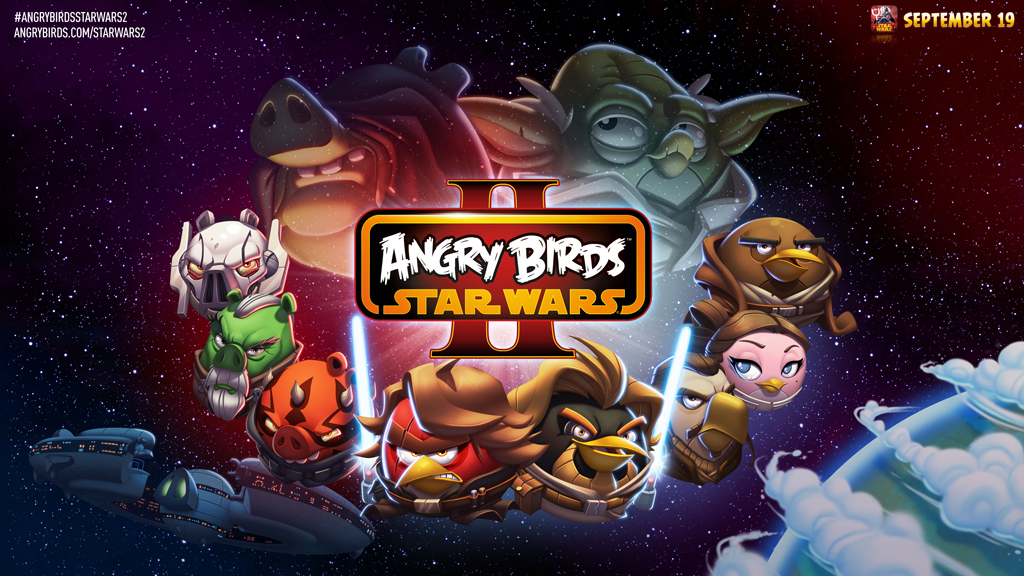 Angry Birds Star Wars 2 Rebels Telepods