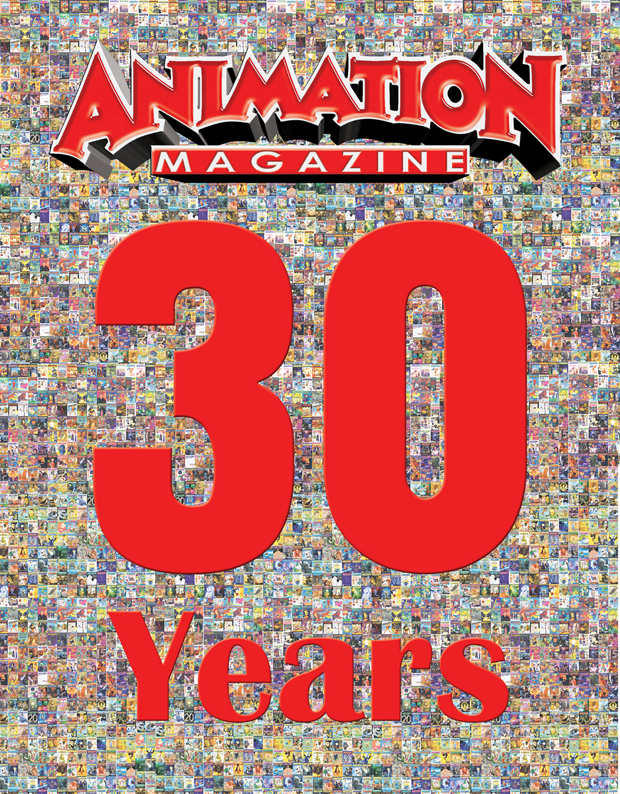 Animation Magazine 30 Years