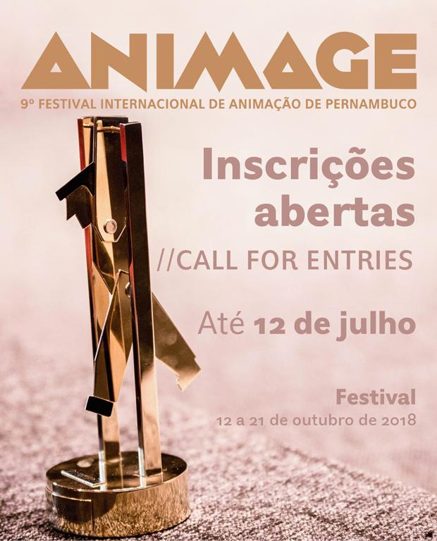 Animage 9th International Animation Festival of Pernambuco