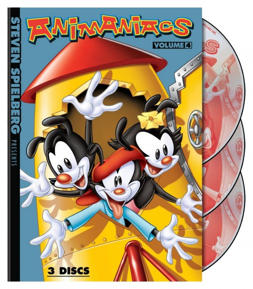 Animaniacs - Volume 4