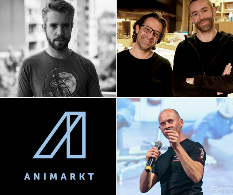 2018 ANIMARKT Stop Motion Forum