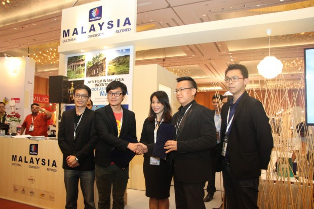 ATF: Animasia Secures Co-Pro Deals, Sales