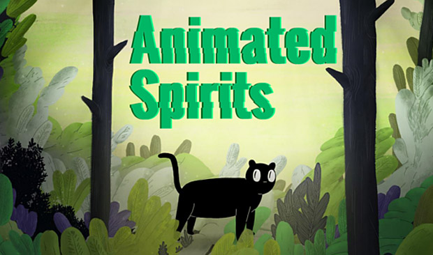 Animated Spirits: European Animated Short Film Festival