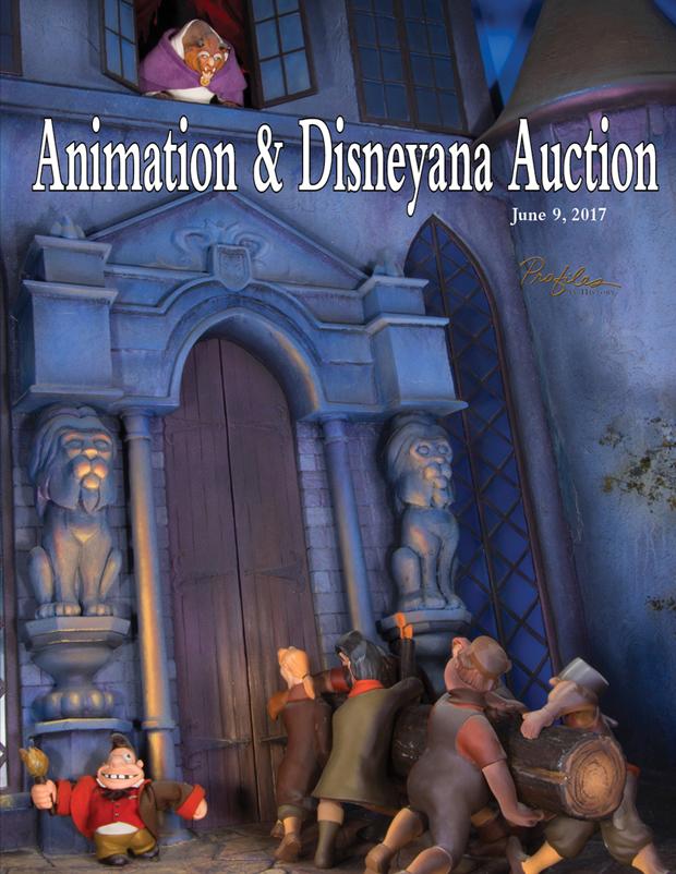 Animation and Disneyana Auction