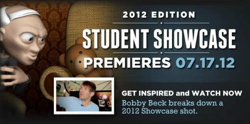 Animation Mentor's 2012 Student Showcase