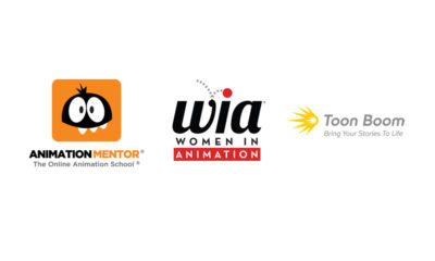 Animation Mentor, Women in Animation, and Toon Boom