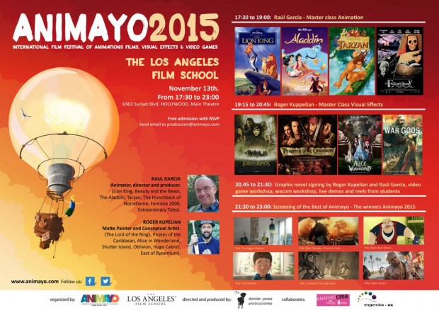 Best of Animayo Fest Coming to L.A.