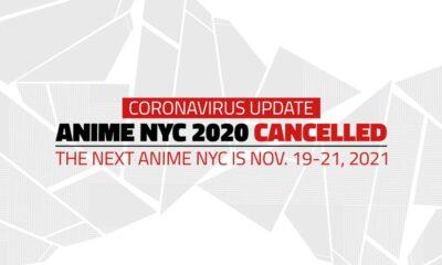 Anime NYC 2020