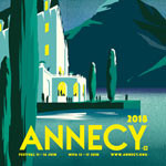2018 Annecy International Animated Film Festival and MIFA