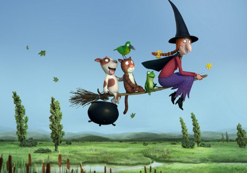 Max Lang and Jan Lachauer's Room on the Broom took home the Best TV Program Prize at Annecy.