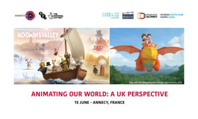 Animating Our World: A U.K. Perspective